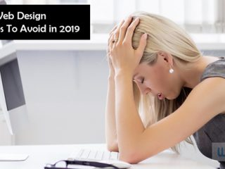 Web Design Mistakes That You Should Avoid at All Cost