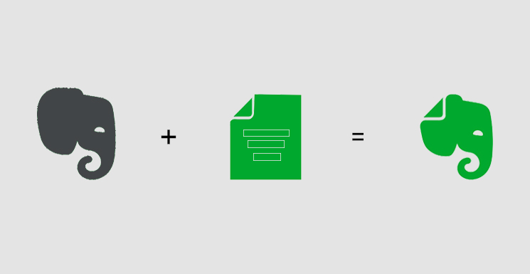 evernote logo transformation is the Importance of Graphic Design