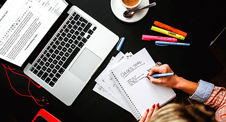 Copywriting for Website