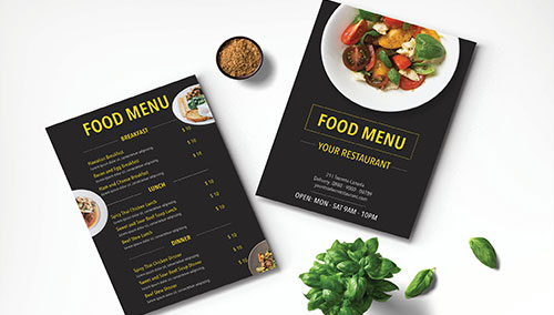 menu-design-company